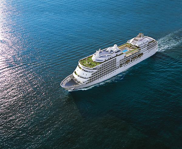 Regent Seven Seas Navigator
