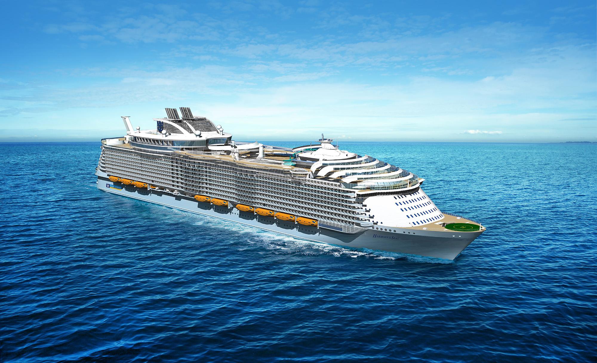 Luxury Vessel
