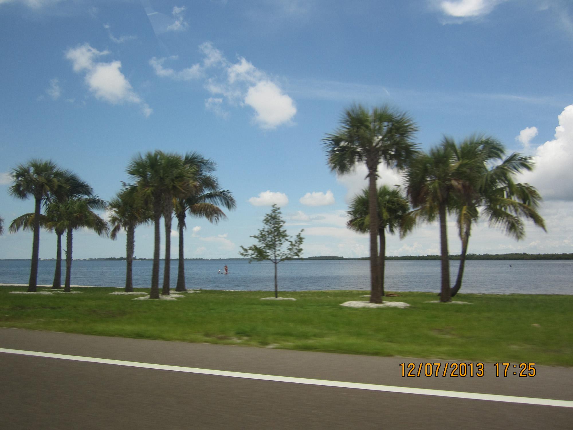 Gulf Coast Beach Florida