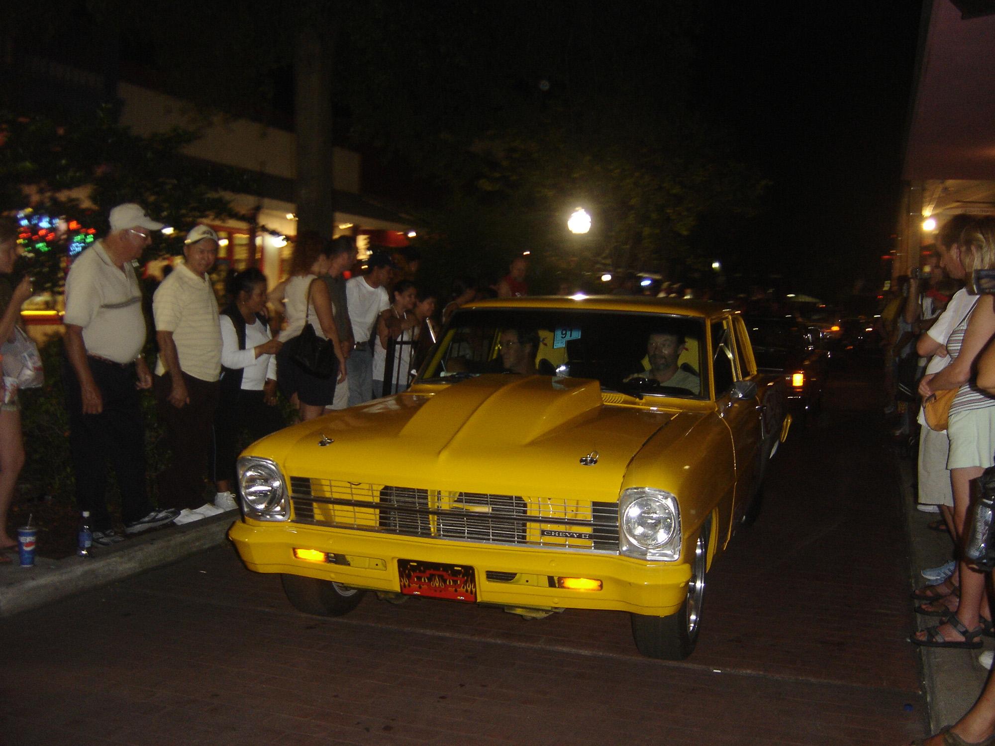 Old Town Car Parade