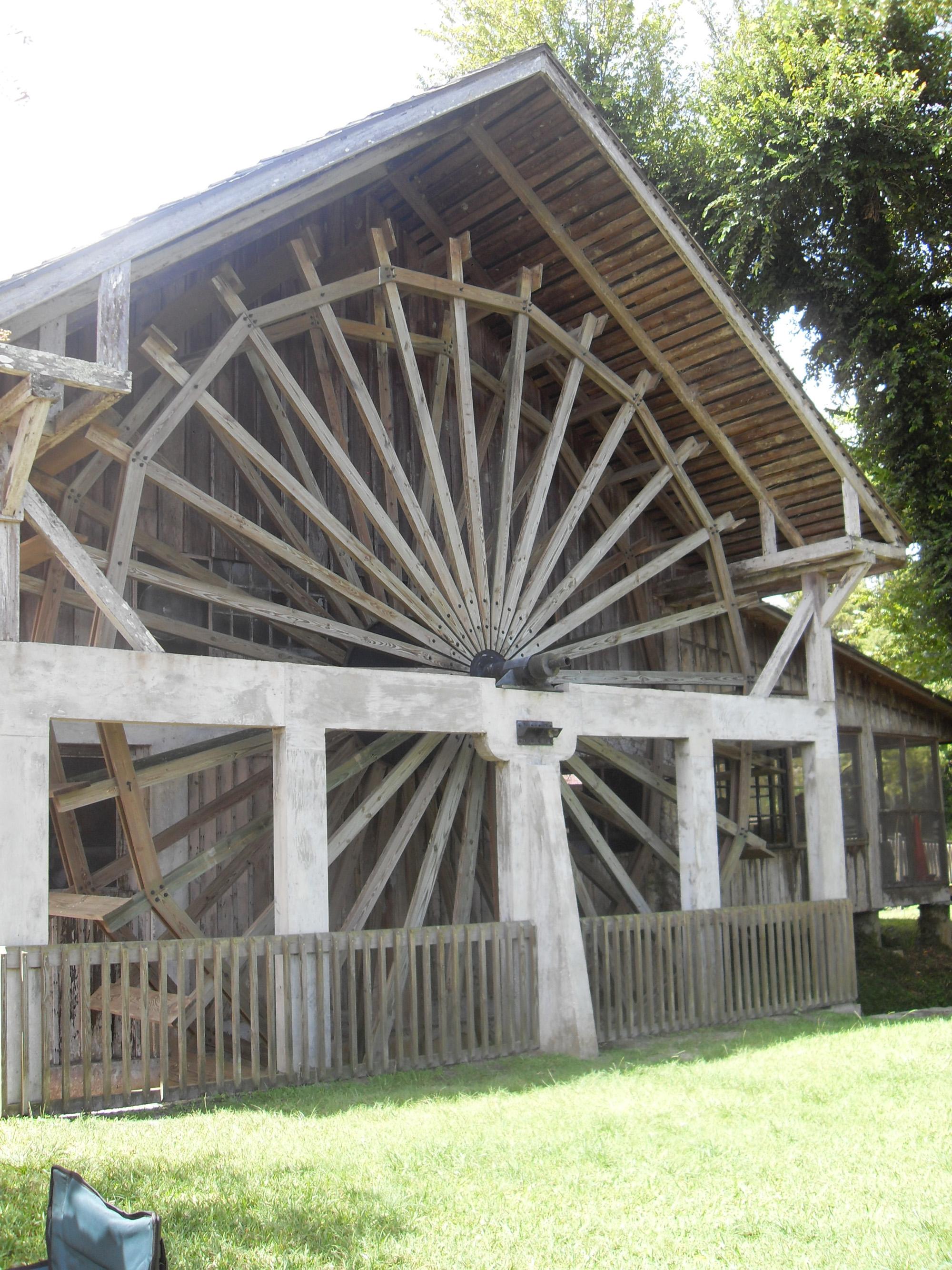 Old Spanish Sugar Mill