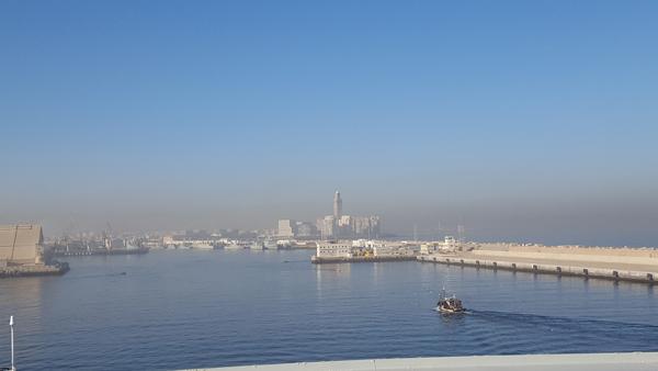Casablanca Port