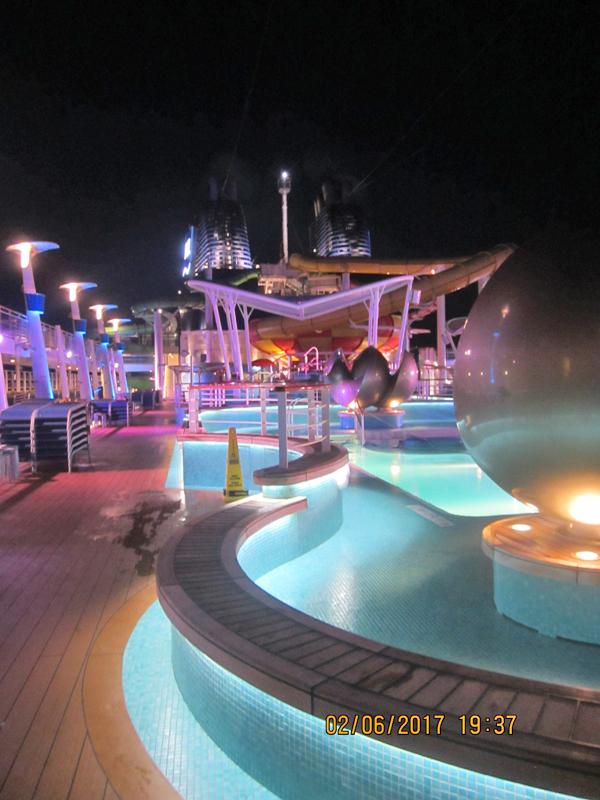 Norwegian Epic Aqua Park