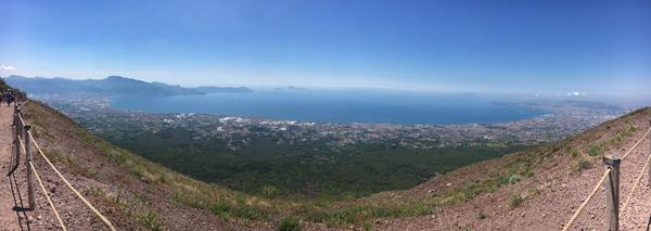 Norwegian Epic Naples Excursion