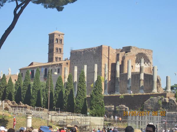 Norwegian Epic Rome Excursion