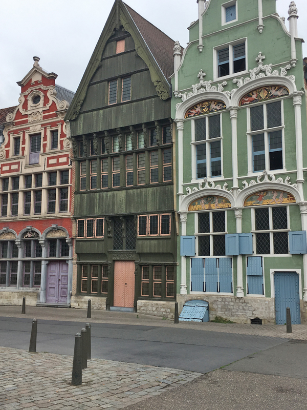 Mechelen architecture