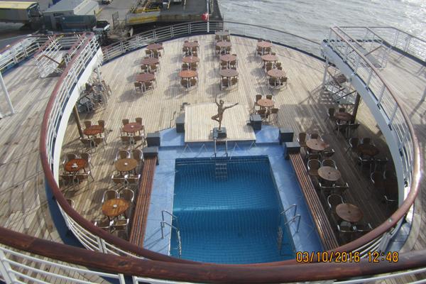Marco Polo Pool Deck