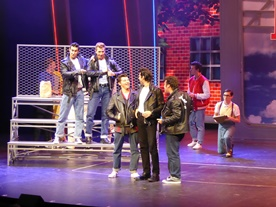 Harmony of the Seas - Grease The Musical