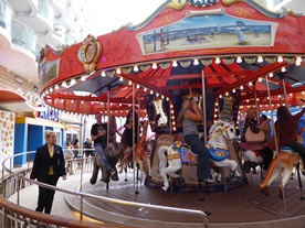Harmony of the Seas - Carousel