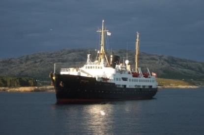 Hurtigruten MS Nordstjernen