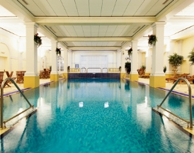 Warner Holme Lacy Indoor Pool
