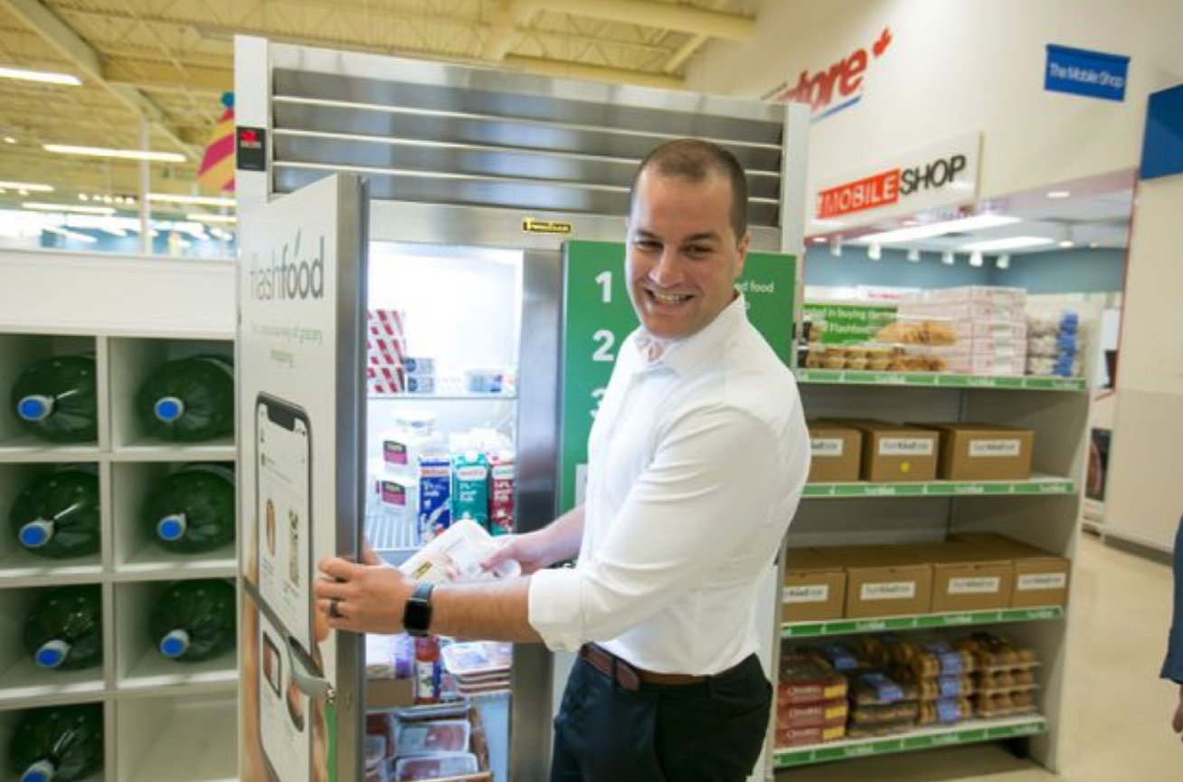 """""""This is not bad food"""": Loblaw pairs up with Toronto startup Flashfood to reduce waste"""