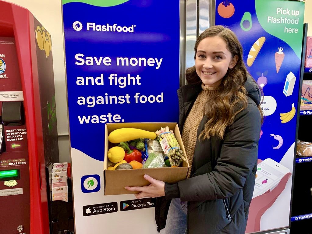 GIANT partners with Flashfood app for pilot program at 4 Lancaster locations