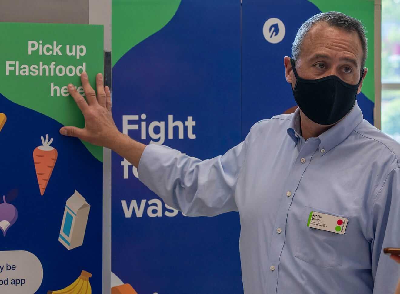 Shoppers enjoy grocery deals and help reduce food waste through Stop & Shop pilot Flashfood app program