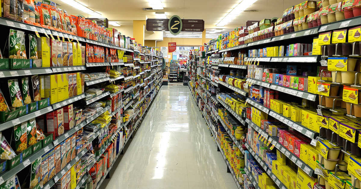 You Will Soon Be Able To Save 50% On Food At Grocery Stores In Quebec