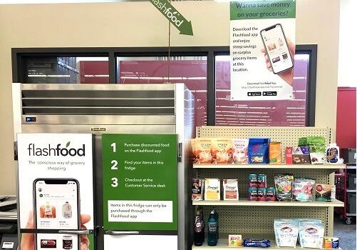 Food Waste App, Flashfood Pushes Forward