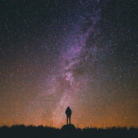 create your own night sky free