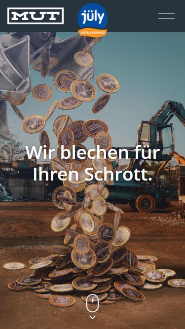 Schrott by MUT