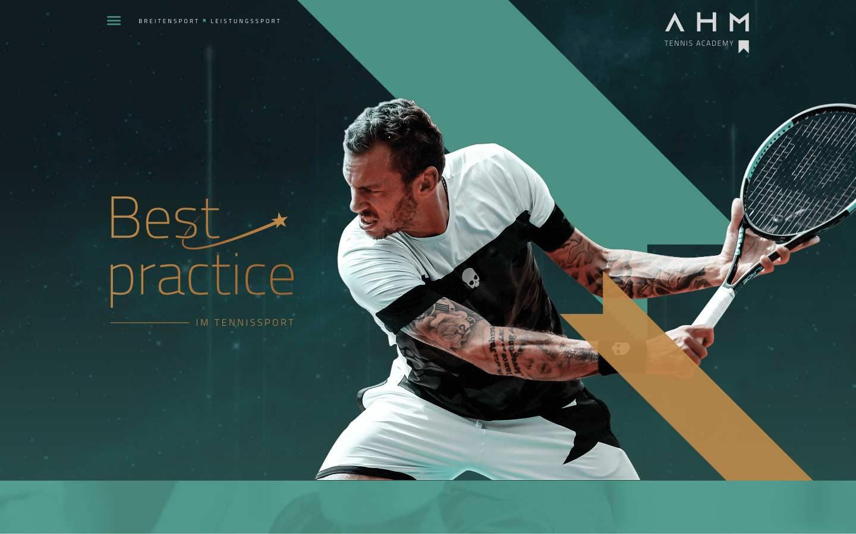 AHM Tennis Academy