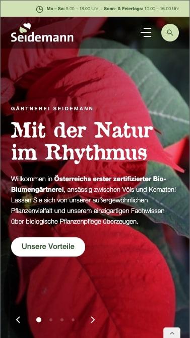 Blumenpark Seidemann