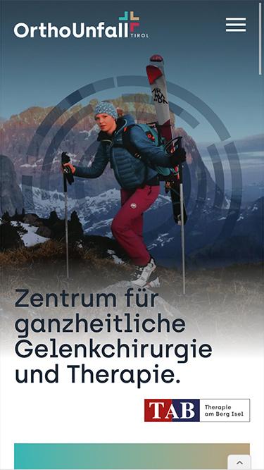 OrthoUnfall Tirol