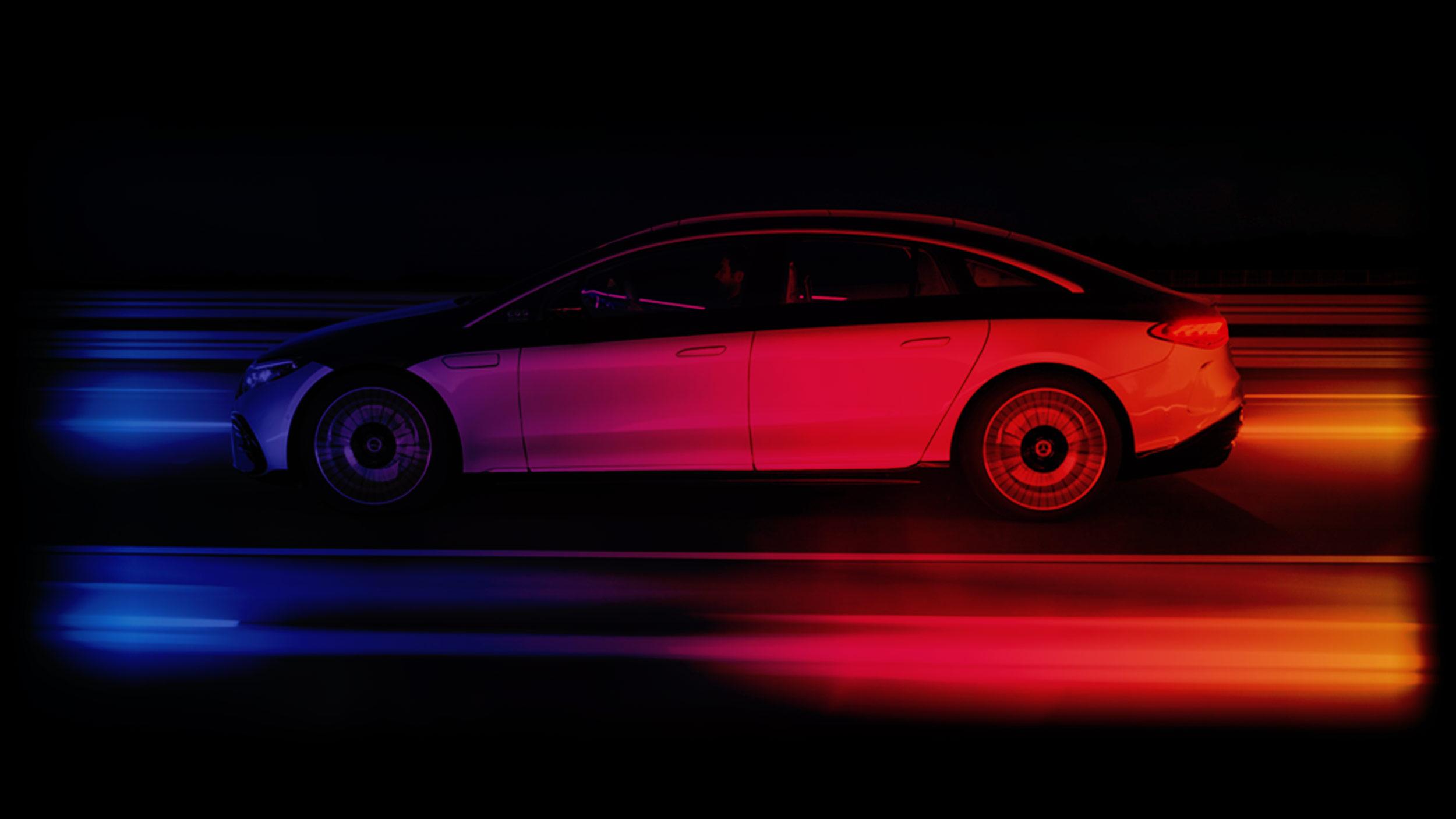Electrify Expo Auto Landing page Mercedes Image