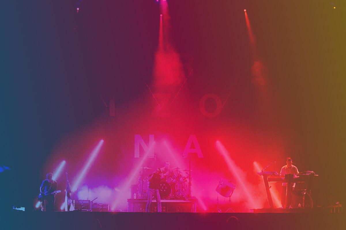 Electrify Expo Arizona band concert image