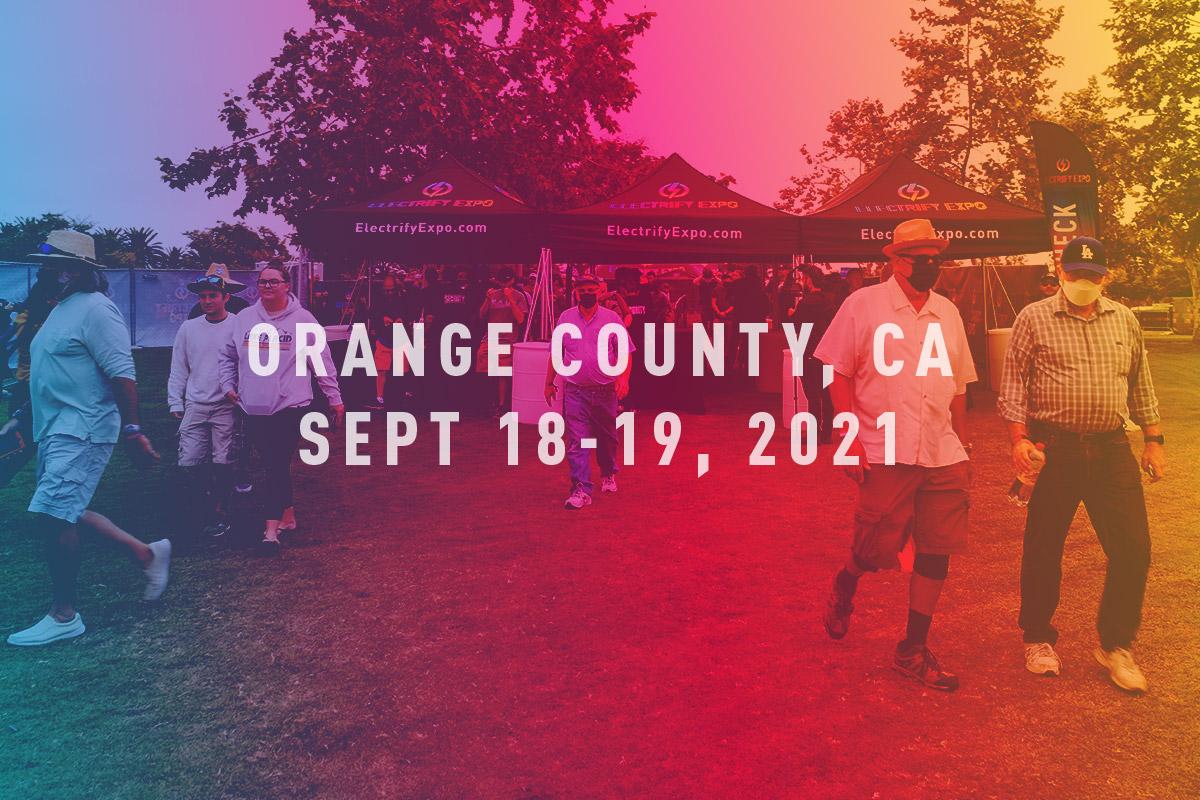 Electrify Expo Orange County Event image