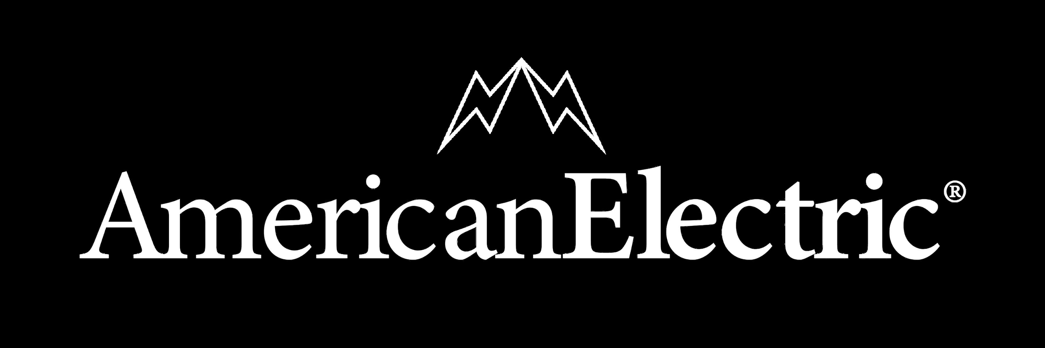 Electrify Expo American Electric logo