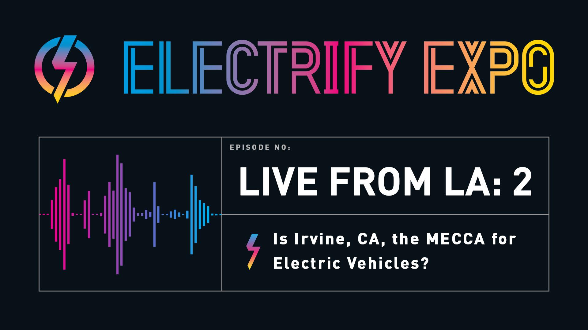 Electrify Expo Podcast image