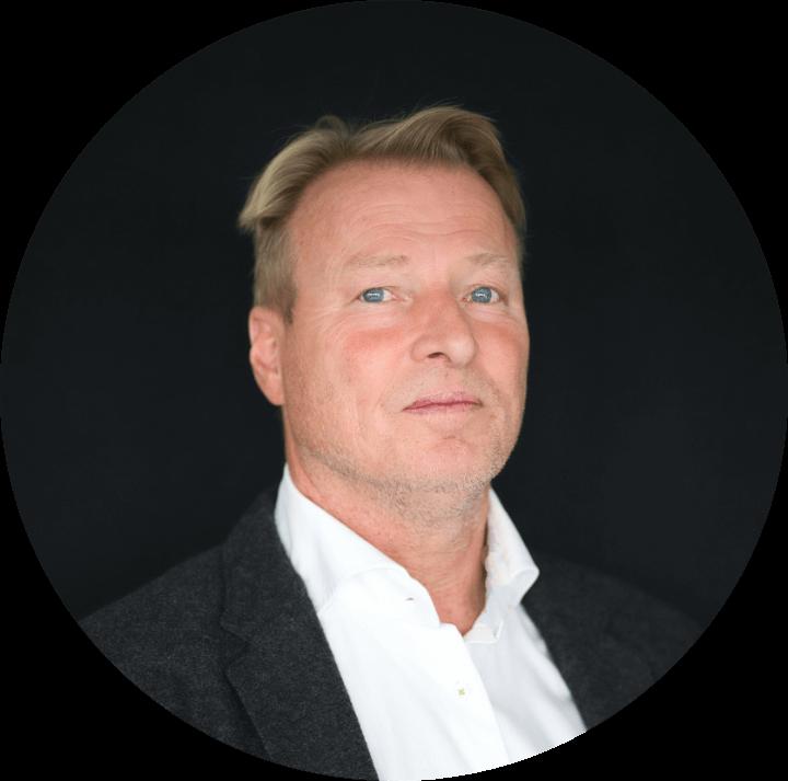 Bild på Lennart hos Driftklart