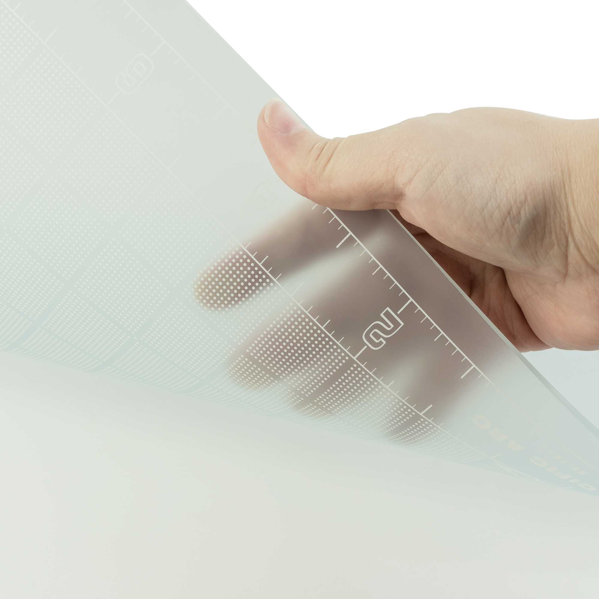 translucent cutting matt from pacific arc will make it easy to measure and layout your work