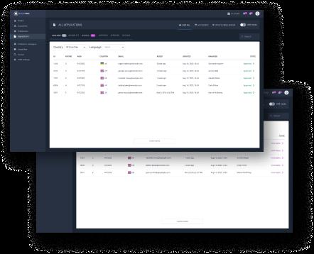 Development of Customer Modules for a Freelance Platform