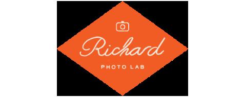 Richard photo lab logo