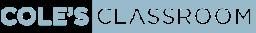 Cole's Classroom brand logo