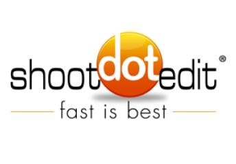 ShootDotEdit logo