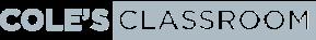 Cole's Classroom logo