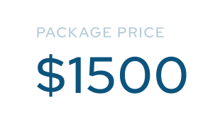 Illustrated package price