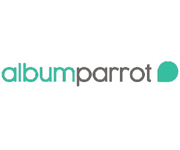 Album Parrot logo