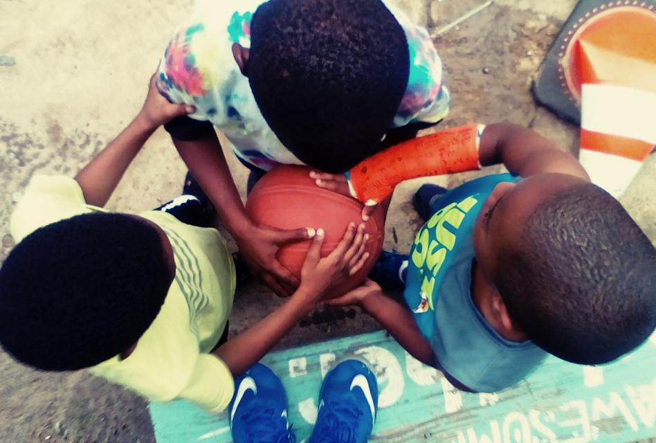 Illuminate Atlanta graphic of children playing