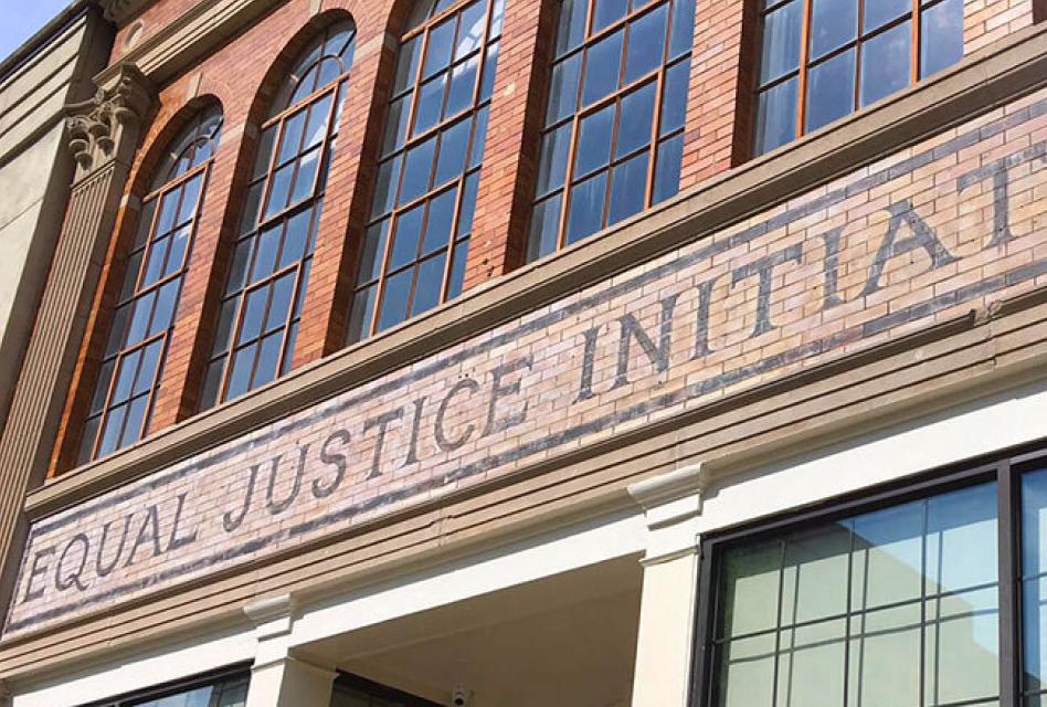 Equal Justice Initiative building