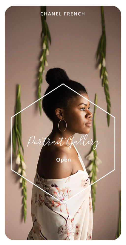 ShootProof mobile gallery cover from photographer Chanel French