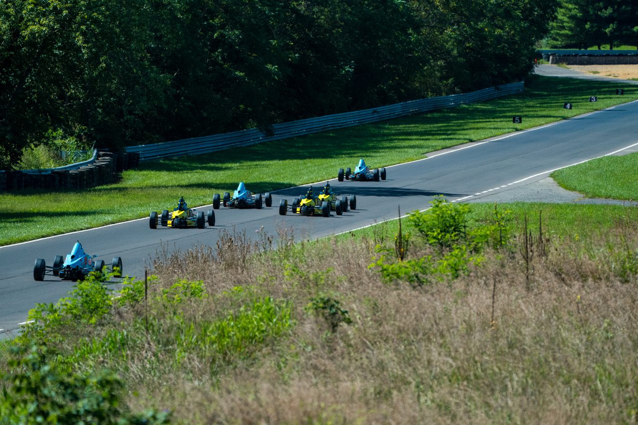 The 2021 Formula Race Promotions Schedule is Here