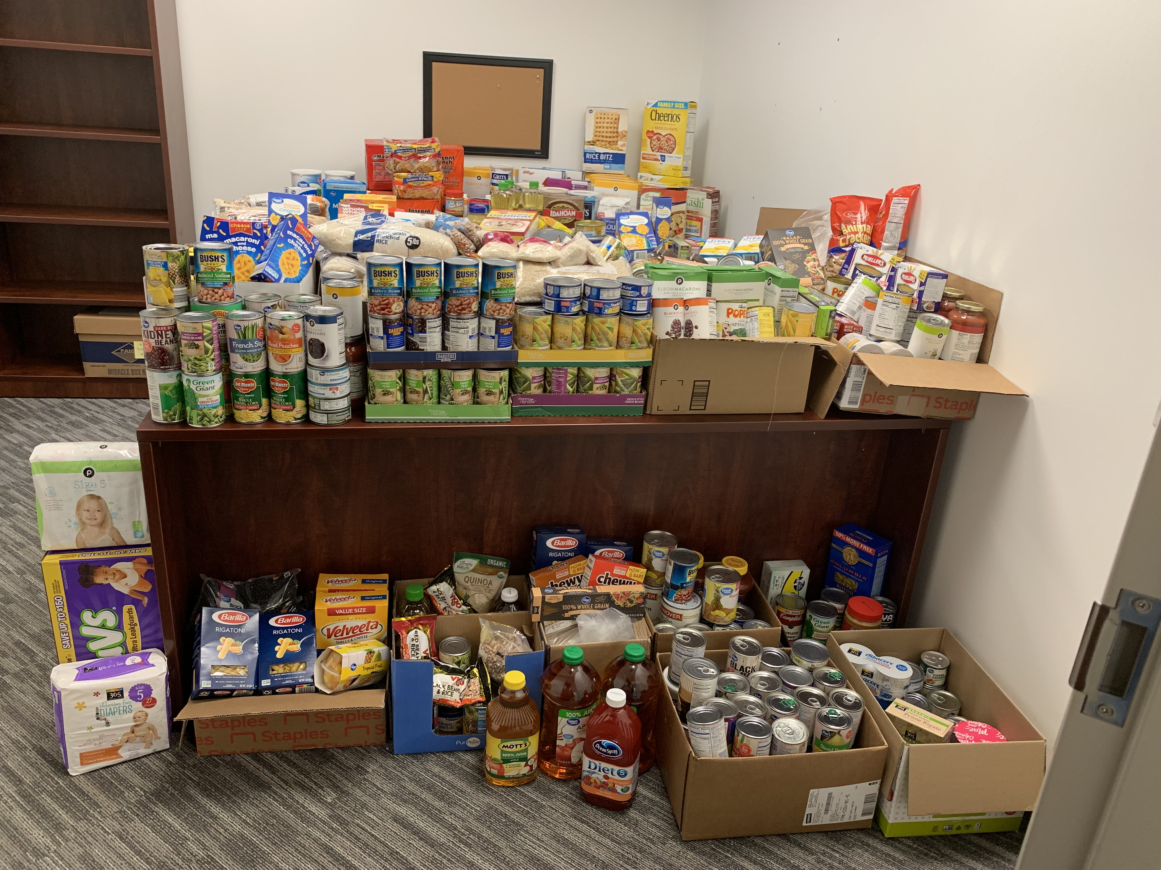 HPW Raises 15,460 Meals for Atlanta Community Food Bank