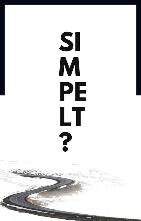 Er det virkelig så simpelt?