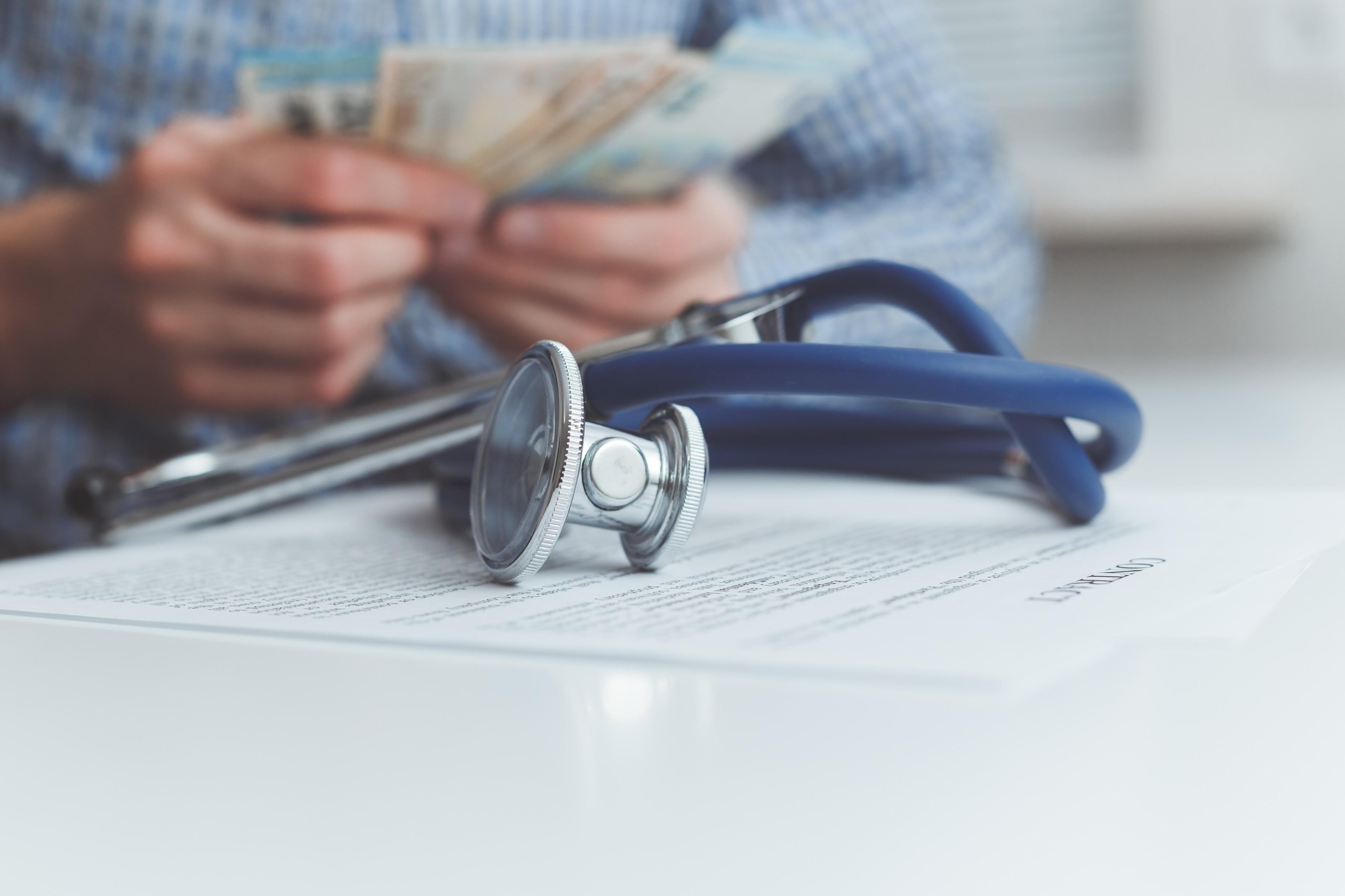 Finance and medicine