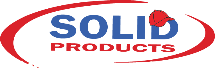 Solid Products Logo White