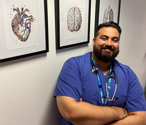 Dr Ravi Khehar