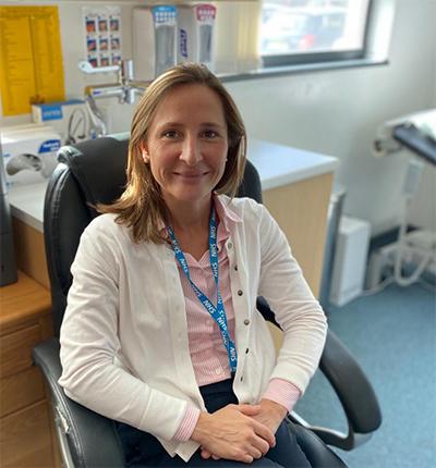 Dr Rebecca Seldon