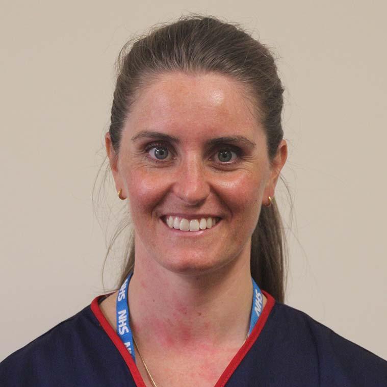Dr Helen Cartwright
